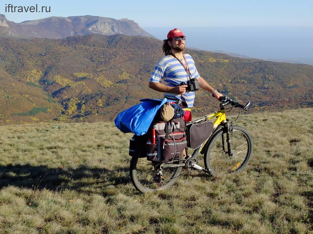 По краю плато Чатыр-Даг