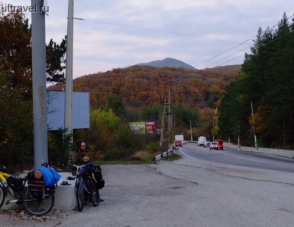Утомительный путь к Ангарскому перевалу