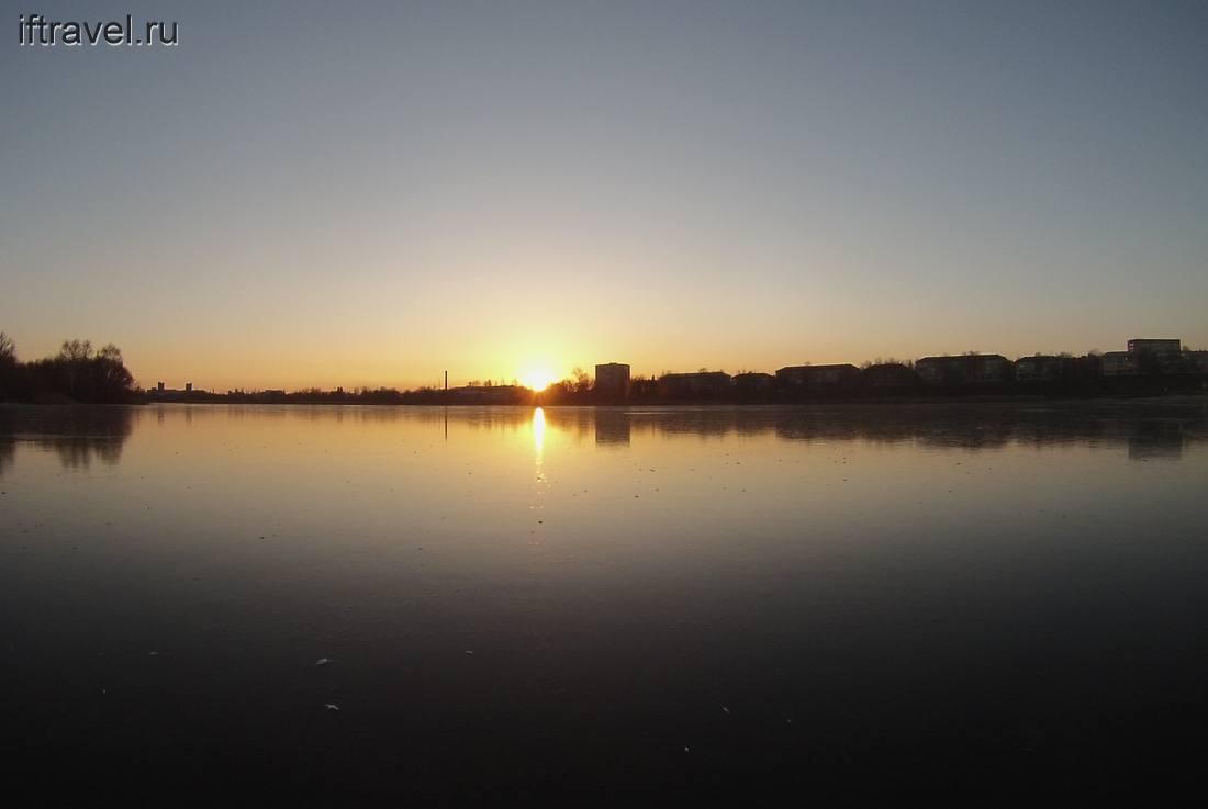 Тамбовское море