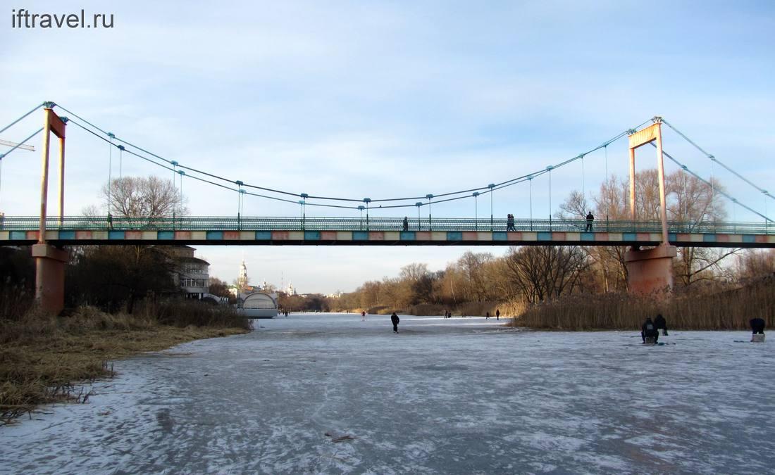 Тезиков (Первомайский) мост