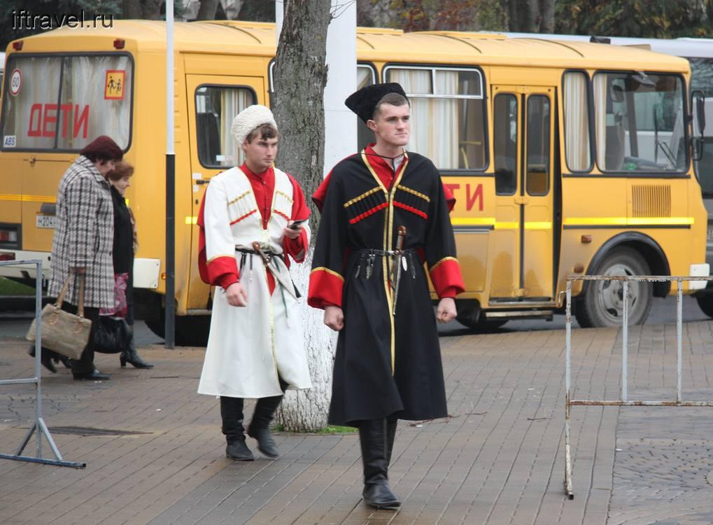 Хоровые казаки