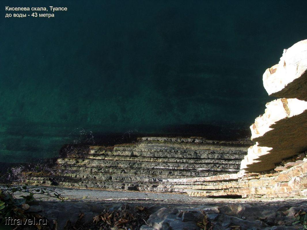 Вид с Киселевой скалы