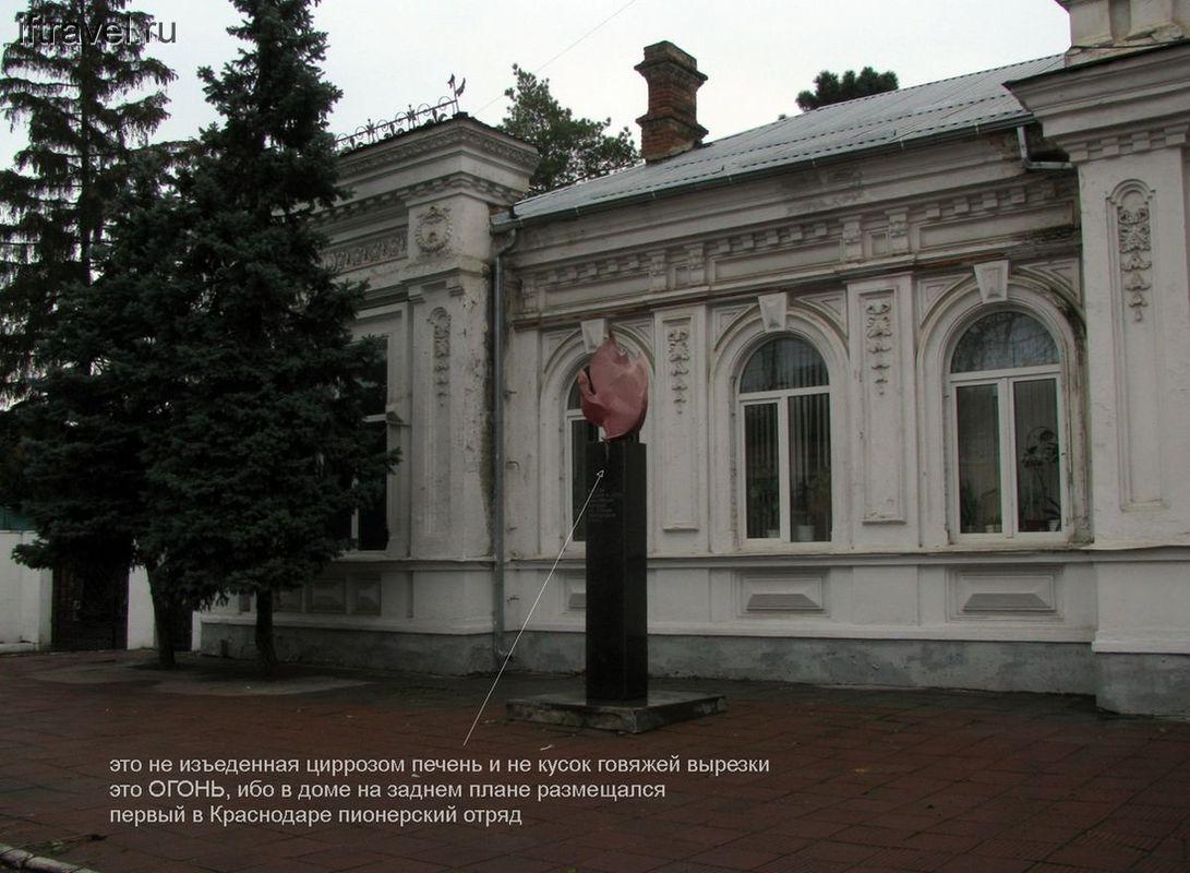 Памятник печени