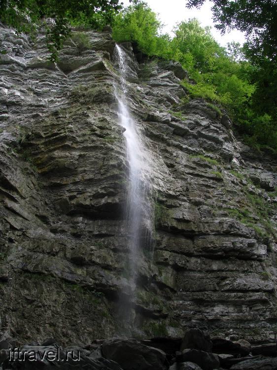 33-метровый водопад