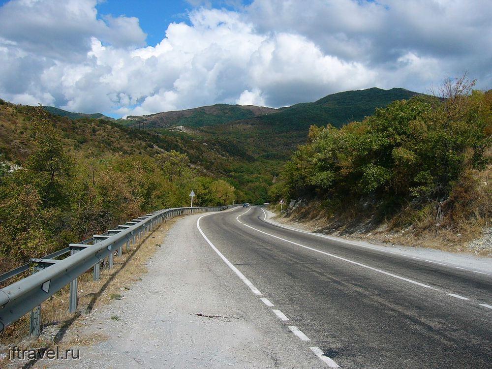 Горные дороги: первый взгляд