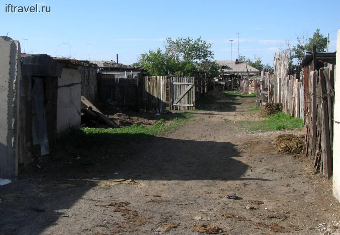 Деревенский переулок