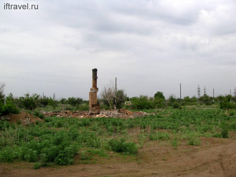 Еще руины