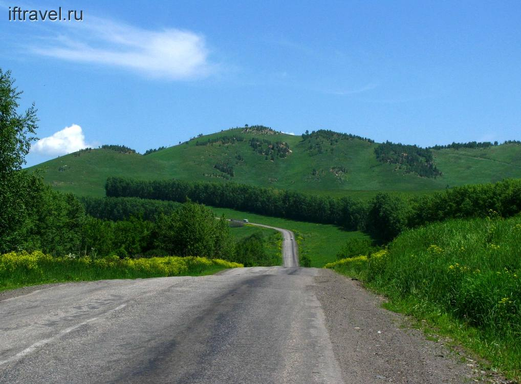 12 км счастья перед Риддером