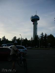 Башня РОСМОРПОРТА