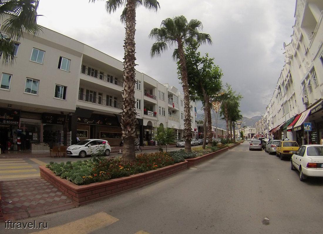 Улицы Кемера
