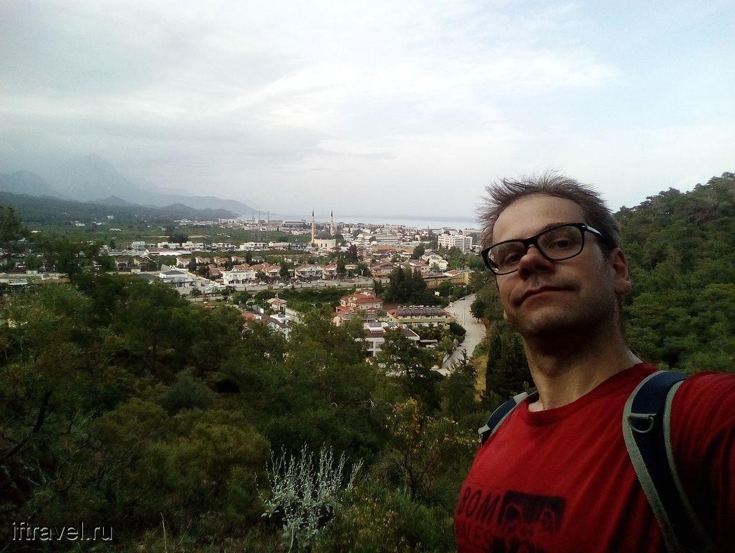 Кемер, вид с горы