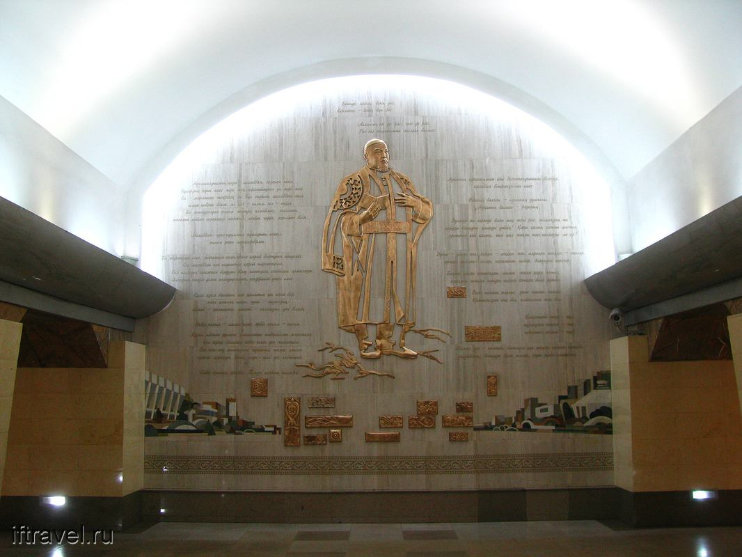 Метро Алматы
