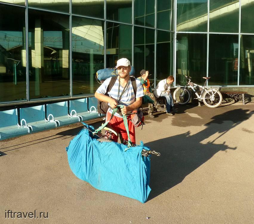 Алматы, путь домой, готов к посадке