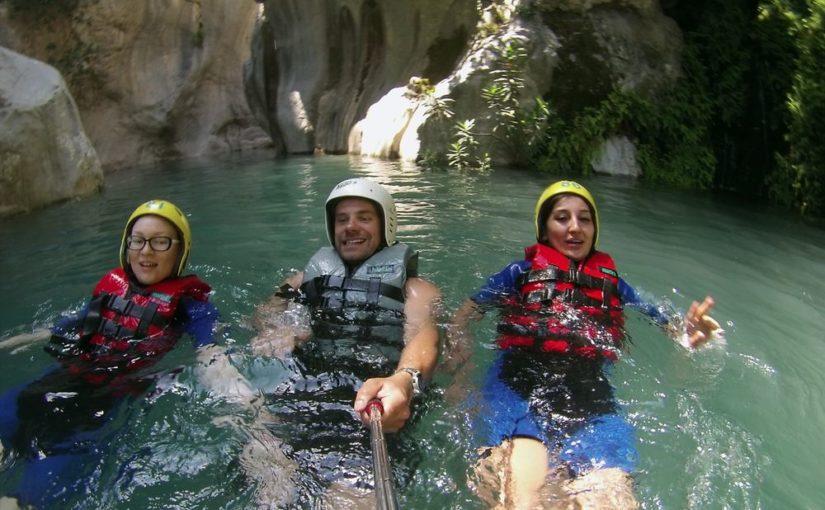 Уни-Турция-2018: Гёйнюкский каньон