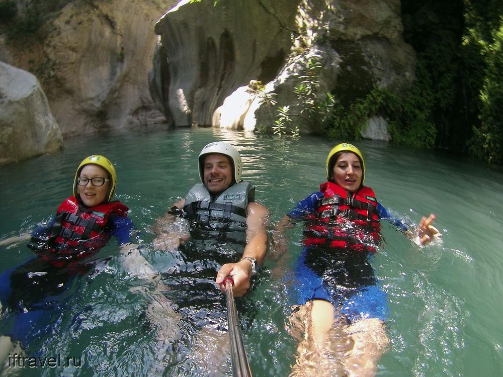 Гейнюкский каньон