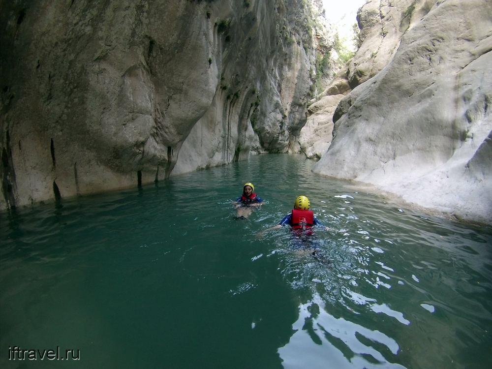 Гейнюкский каньон: возвращение