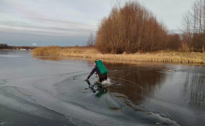 Что делать, если провалился под лед или Секрет проклятой полыньи