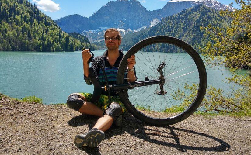 Абхазия-2019 на уницикле и велосипеде: введение