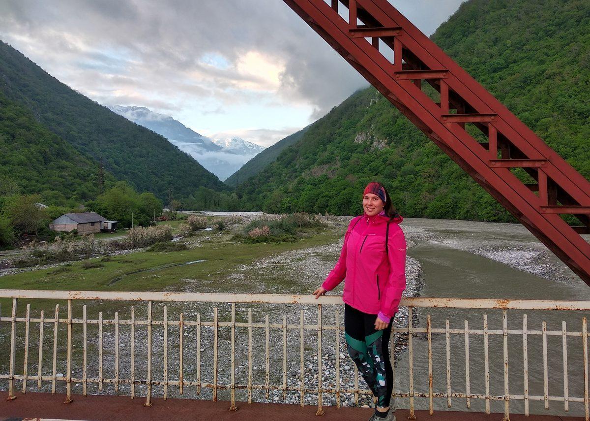 Мост через Бзыбь